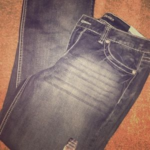 Denim - Rhythm in Blues Jeans NWT